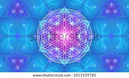 cosmic energy mandala