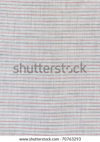 cotton fabric with fine pattern