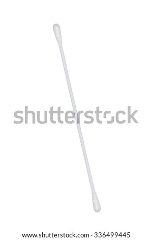 Cotton swabs for cleaning ears #336499445