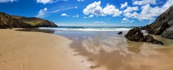 coumeenole Beach, Dingle Peninsula, Kerry, Ireland