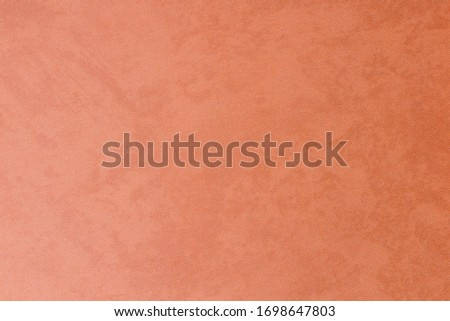 Countertop texture, colored, background blank, terracotta Photo stock ©