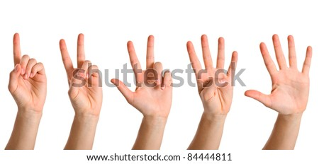 Counting hands