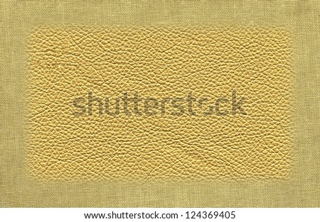 country background frame, paper background