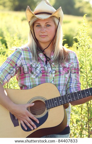 Country Guitar Teen