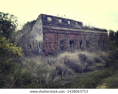 country house, old house, house, abandoned house #1428063713