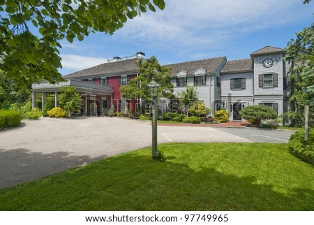 Country Inn located in the northeast united states