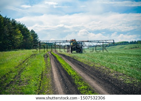 countryside, agricultural machinery, agricultural equipment #1507532306