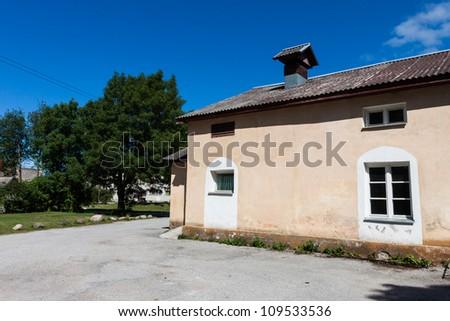 Countryside house in Estonia