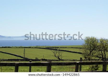 Countryside of Dingle Ireland