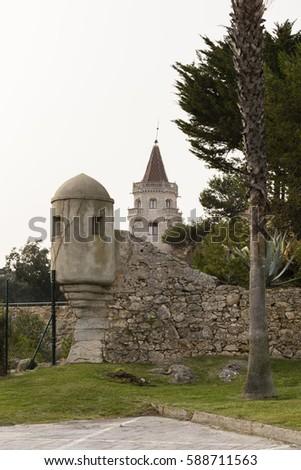 Counts of Castro Guimarães Palace, Cascais  #588711563