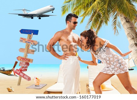 even weirder stockphoto