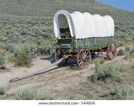 Oregon+wagon+trail 2011