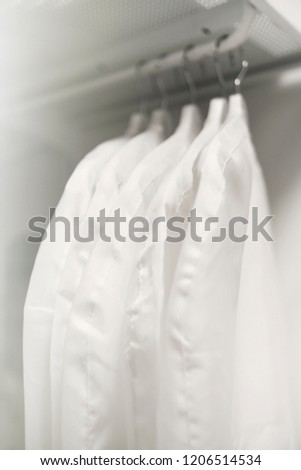 covers for clothes on hangers