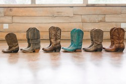 Cowboy Boots for Bridal Pary