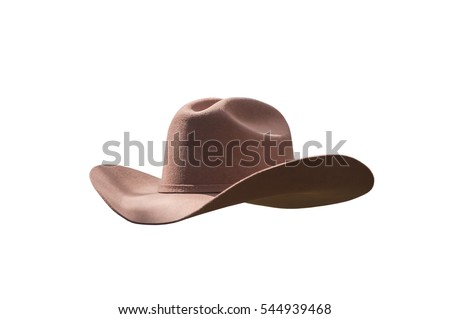 4fd9be19b5d2a cowboy hat closeup isolated on a white background  544939468