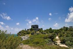 Cozumel Mexico - The Maya Ruins