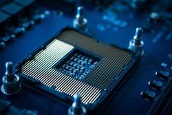cpu computer ram chip memory processor
