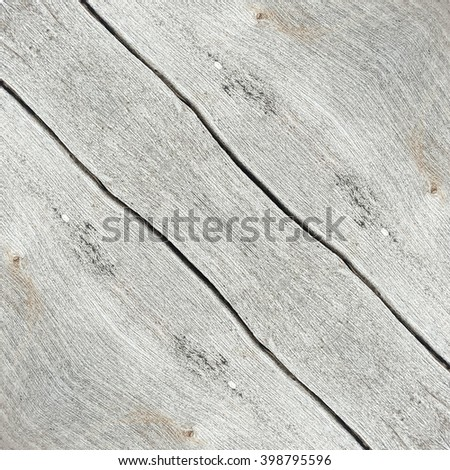crack on the old tree wood texture
