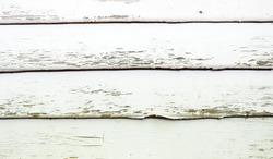 crack wood background with peeling paint.
