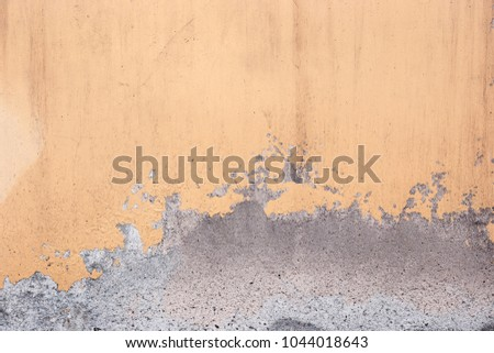 cracked concrete vintage wall background,old wall #1044018643