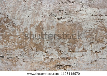 cracked concrete vintage wall background,old wall #1125116570