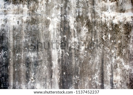 cracked concrete vintage wall background,old wall #1137452237
