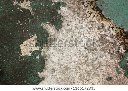 cracked concrete vintage wall background,old wall #1165172935