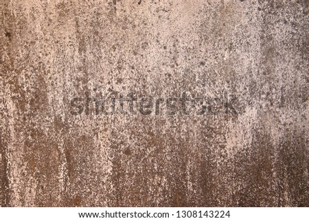 cracked concrete vintage wall background,old wall  #1308143224