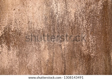 cracked concrete vintage wall background,old wall  #1308143491