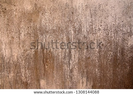 cracked concrete vintage wall background,old wall  #1308144088