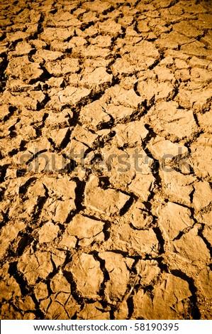 Cracked Dirt Mud Arid Ground Background