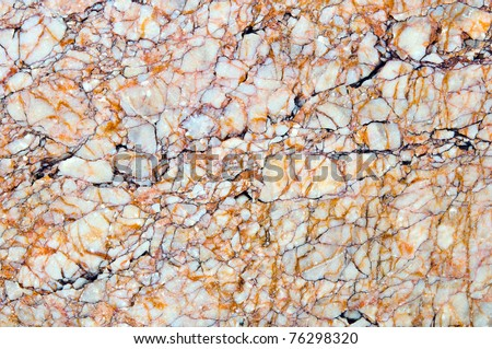 Cracked marble pattern - stock photo