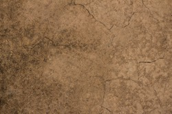 Cracked Soil texture and background of ground earth background
