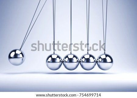 cradle on a white background
