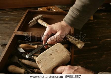 craftsman carpenter hand tools artist craftsmanship