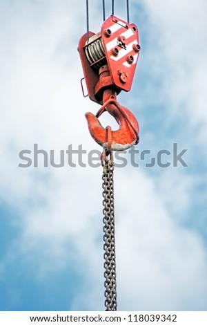 Crane hook #118039342