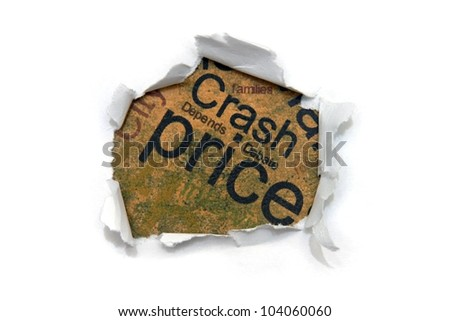 Crash price