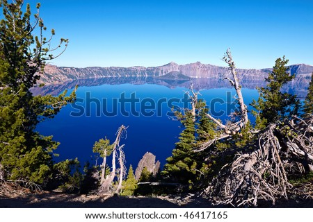 Crater Lake National Park, Oregon, United States