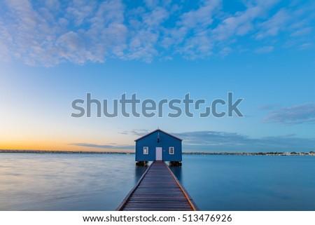 Crawley Edge Boathouse