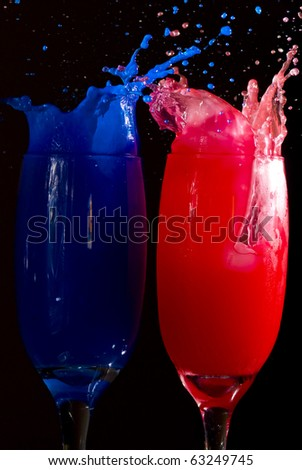 Crazy drinks