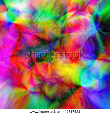 crazy psychedelic background