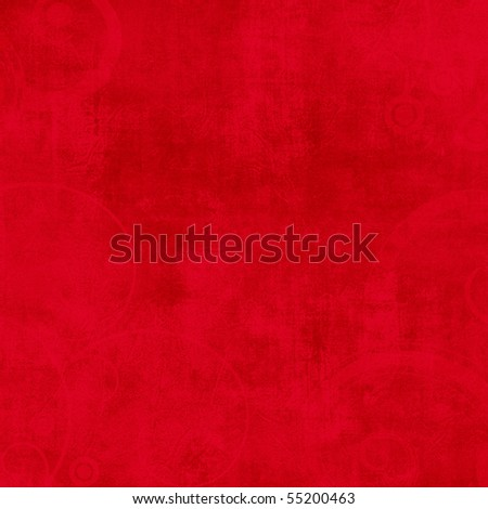 Crazy Summer Textured Red Solid Background