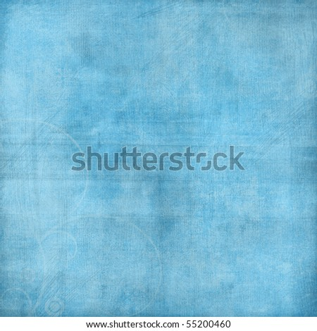 Crazy Summer Textured Teal Solid Background