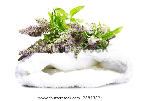 cream for face and body with lavender