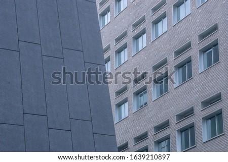 Creative Architectural Facades in Drammen Norway