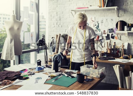 Shutterstock Creative Design Dress Fashion Trend Stylish Concept