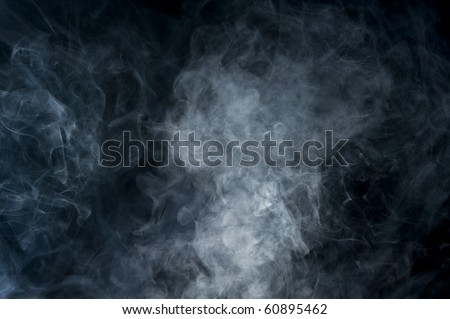 Creative  grey smoke.  Abstract fog