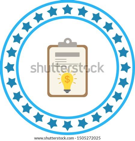 creative icon creative design template