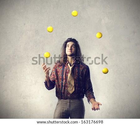 Creative Juggler
