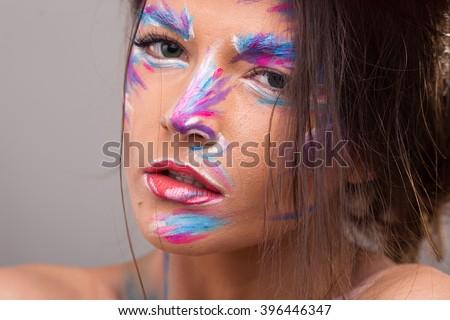creative makeup #396446347